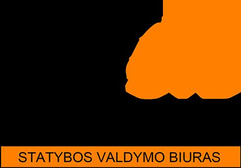 "UAB ""Statybos valdymo biuras"" Logo"